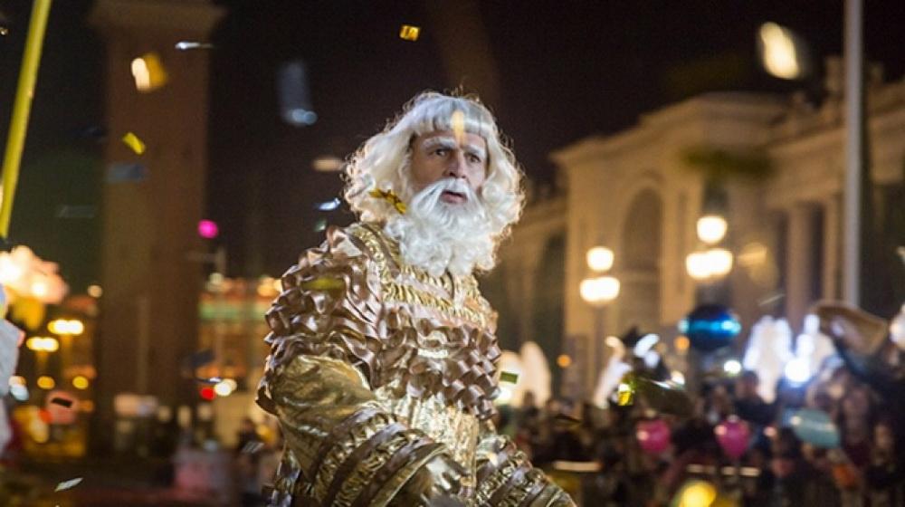 рождественская ночь в барселоне кадр 2