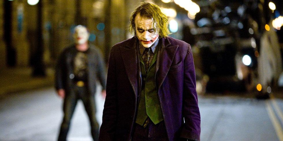 Что делал Хит Леджер для роли Джокера в Темном Рыцаре