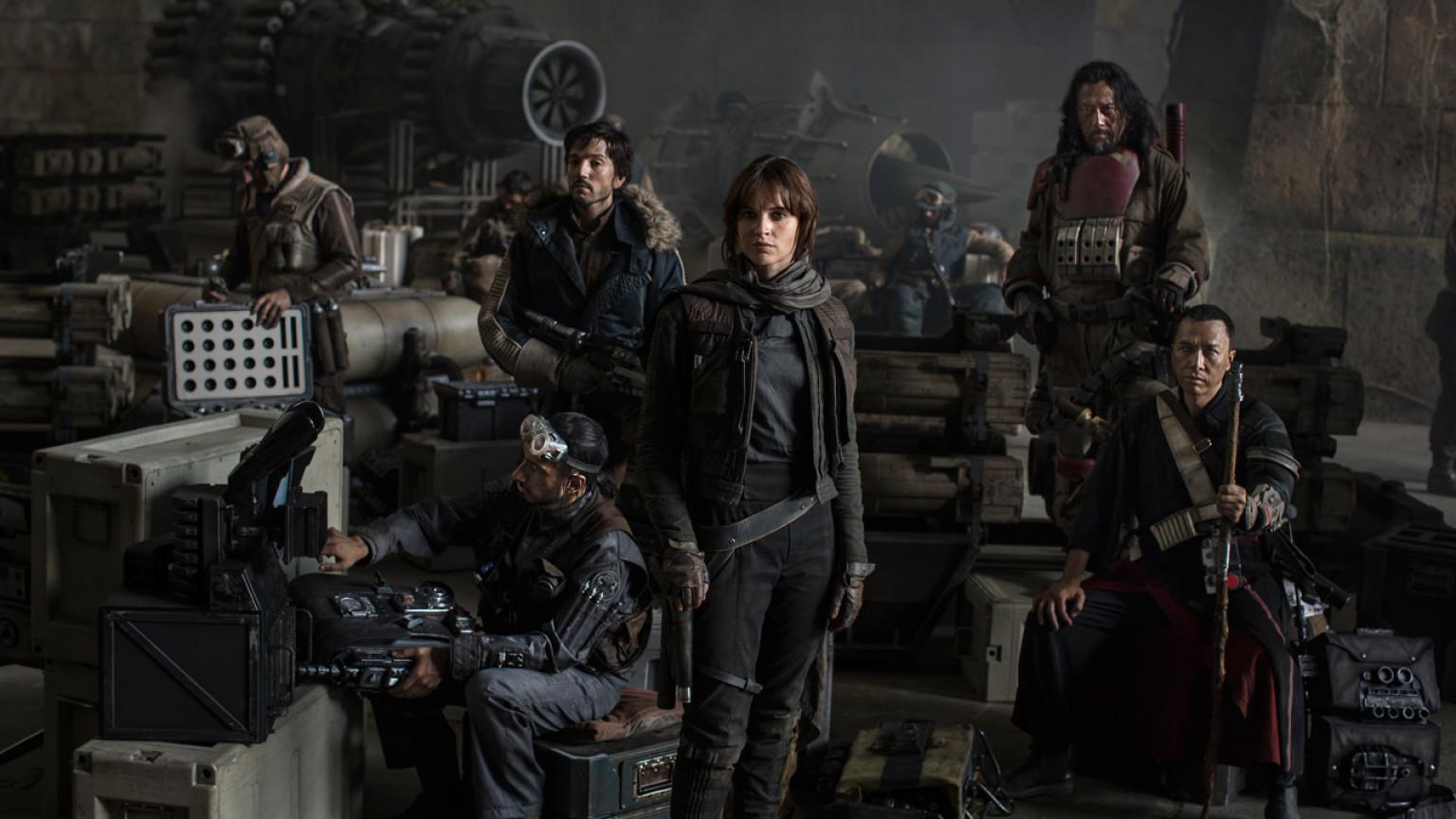 Какие фильмы смотреть в 2016 году спин-офф Звездных войн