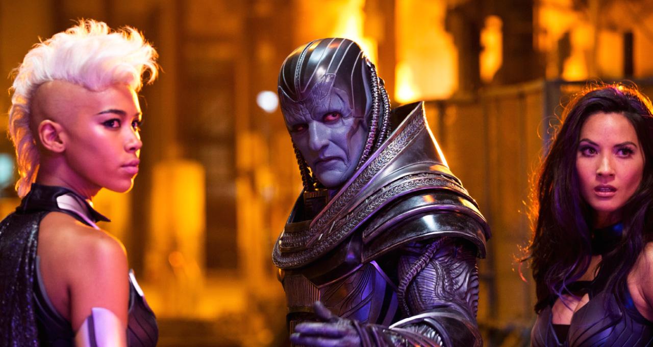 Какие фильмы смотреть в 2016 году Люди Икс Апокалипсис