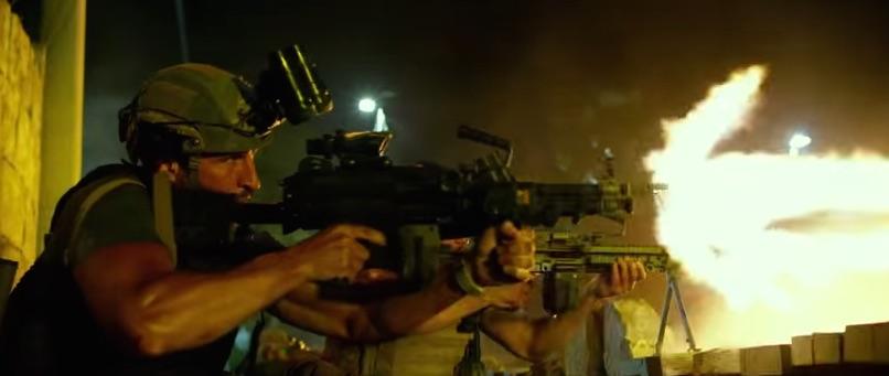 13 ЧАСОВ: ТАЙНЫЕ СОЛДАТЫ БЕНГАЗИ (13 HOURS: THE SECRET SOLDIERS OF BENGHAZI)