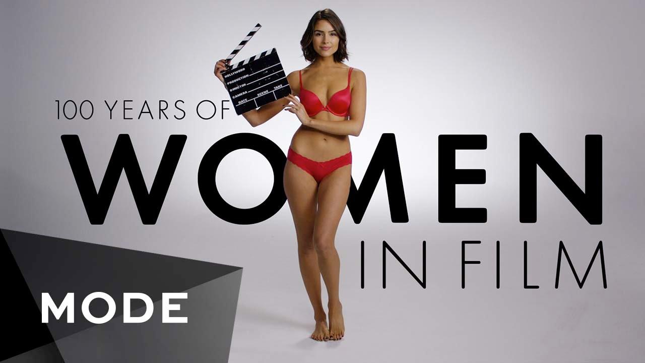 100 лет женских образов в кино