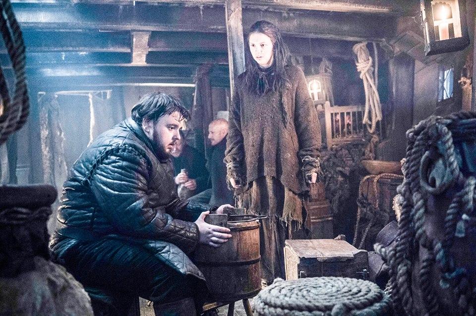 Кадры из фильма игра престолов 6. сезон