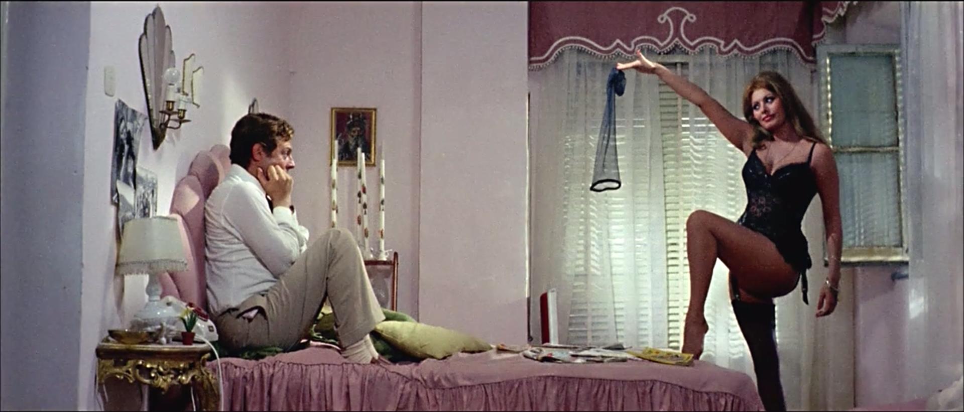 Самые сексуальные кадры в истории кино