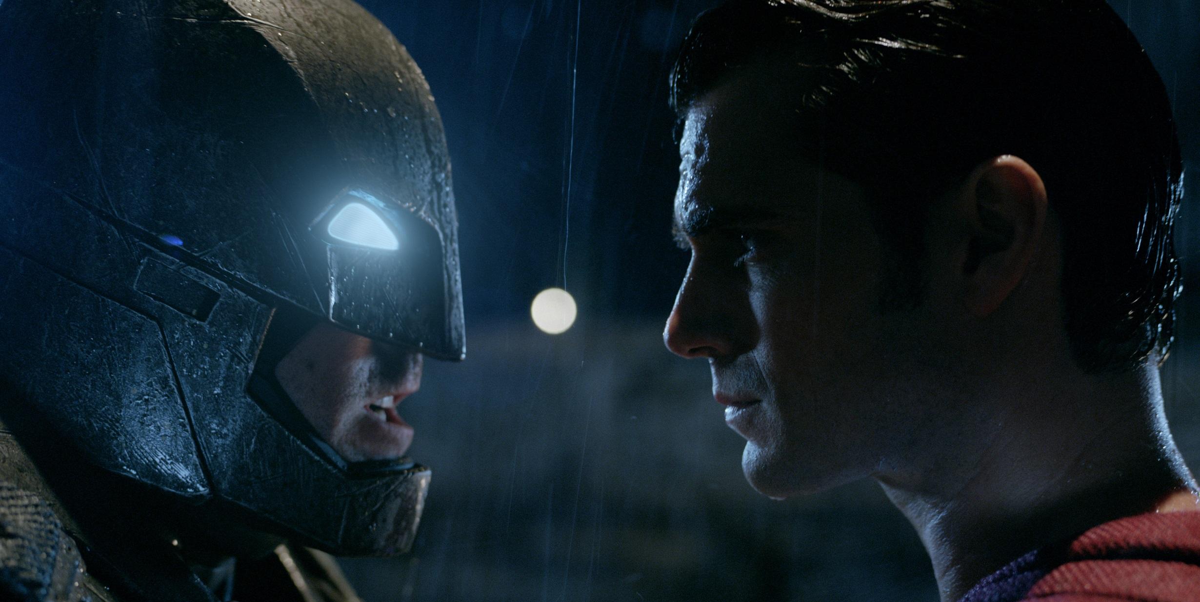бэтмен против супермена кадр 1