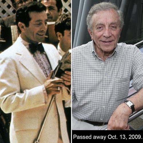 Актеры Крестный отец через 44 года Эл Мартино