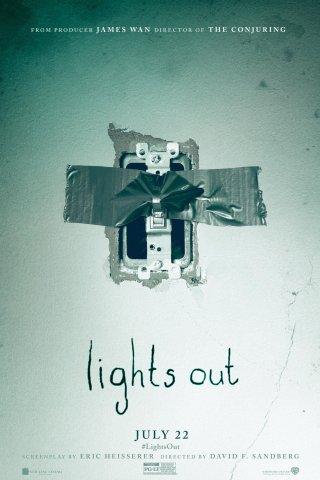 Не выключай свет трейлер и постер