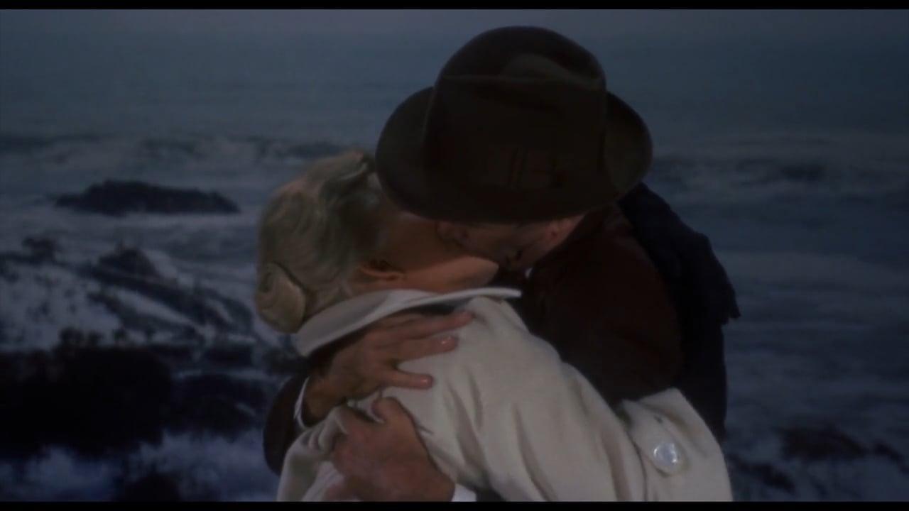 Поцелуи в фильмах Хичкока