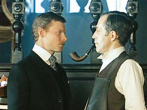 10 лучших мужских дуэтов в кино Василий Ливанов и Василий Соломин Шерлок Холмс и доктор Ватсон