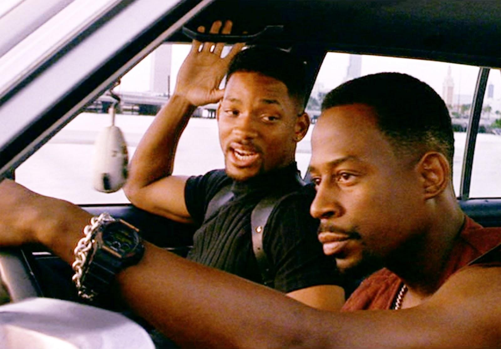 10 лучших мужских дуэтов в кино Мартин Лоуренс и Уилл Смит Плохие ребята