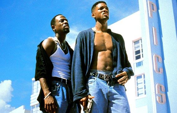 10 лучших мужских дуэтов в кино Мартин Лоуренс и Уилл Смит Bad Boys