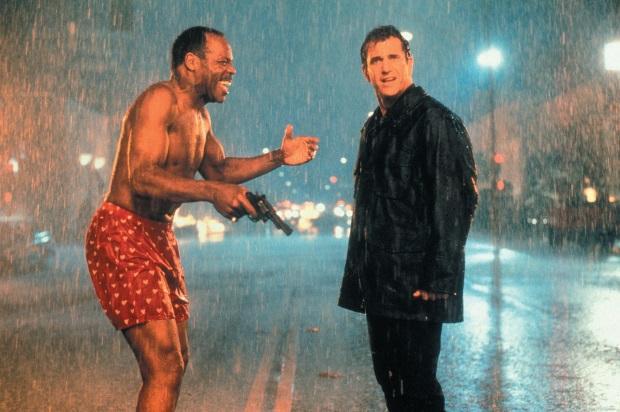 10 лучших мужских дуэтов в кино Мел Гибсон Дэнни Гловер Смертельное оружие 4