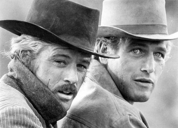 10 лучших мужских дуэтов в кино Роберт Редфорд и Пол Ньюмен Бутч Кэссиди и Санденс Кид вестерн