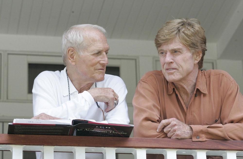 10 лучших мужских дуэтов в кино Роберт Редфорд и Пол Ньюмен возраст