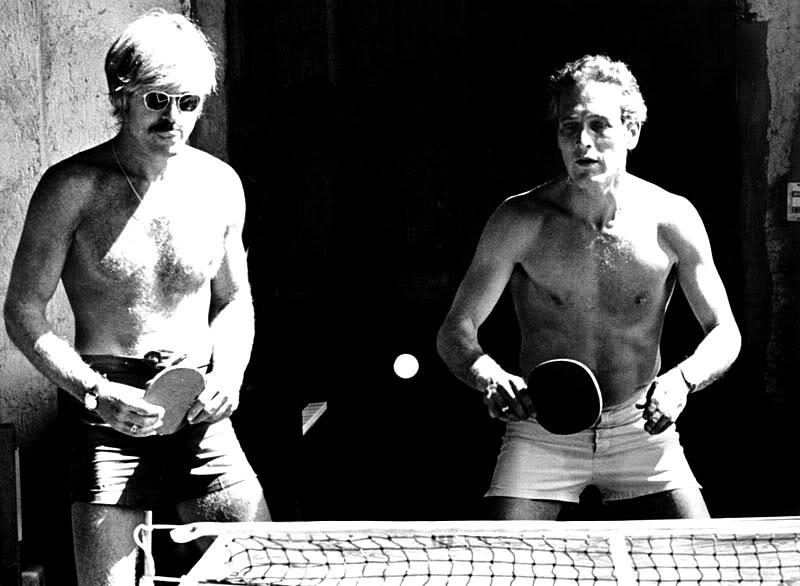 10 лучших мужских дуэтов в кино Роберт Редфорд и Пол Ньюмен