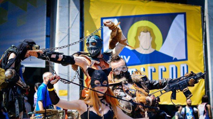 Киевский Comic-Con пройдет 14 и 15 мая