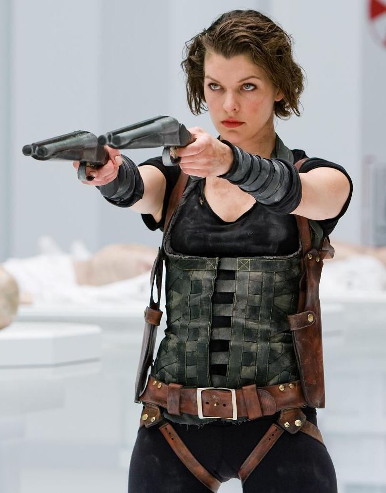 Обитель зла (Resident Evil) 2002 - ...