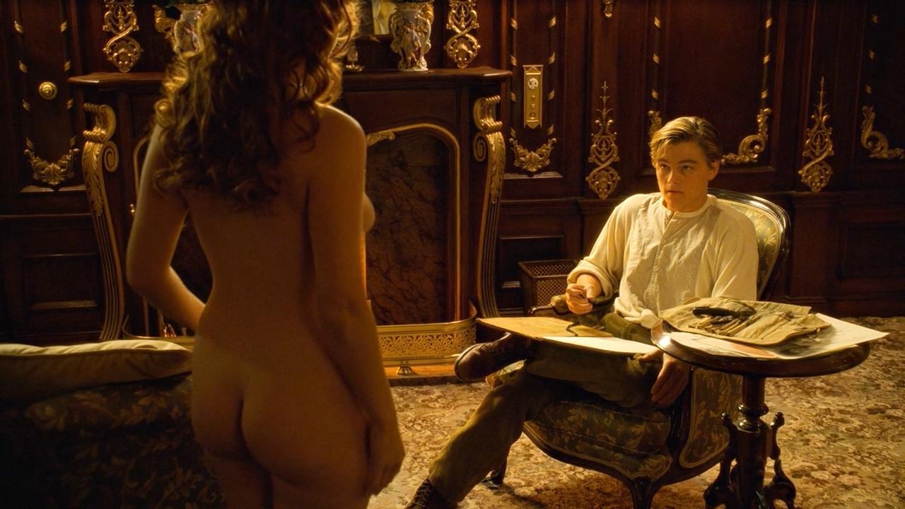 Самые обсуждаемые обнаженные сцены в кино Кейт Уинслет Титаник фильм голая
