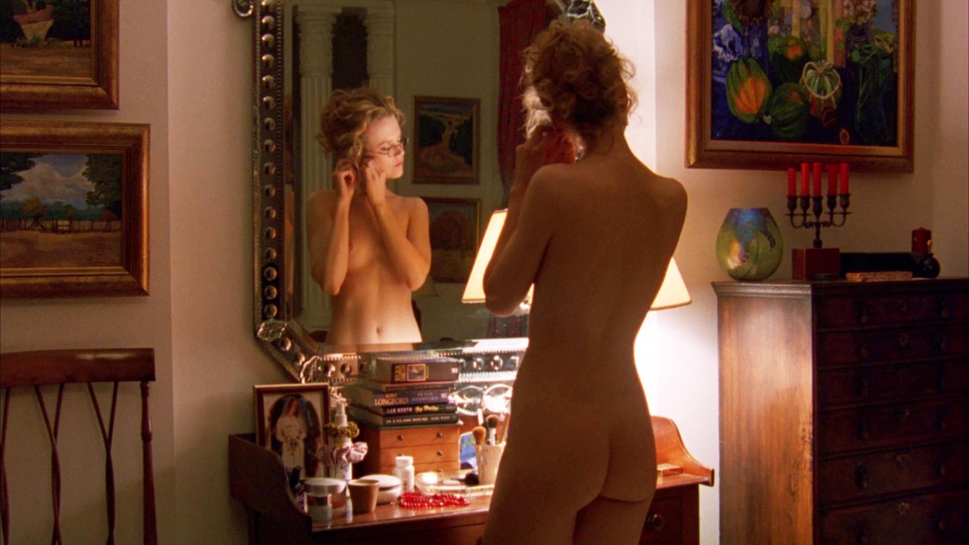 Самые обсуждаемые обнаженные сцены в кино Николь Кидман, С широко закрытыми глазами