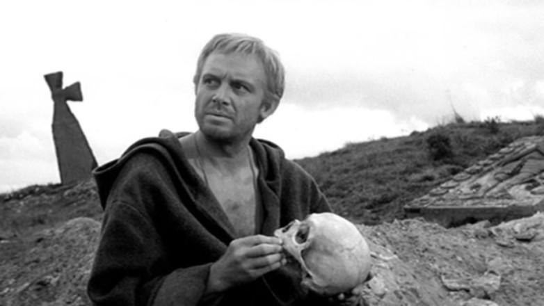 10 известных актеров, игравших Гамлета Иноккентий Смоктуновский