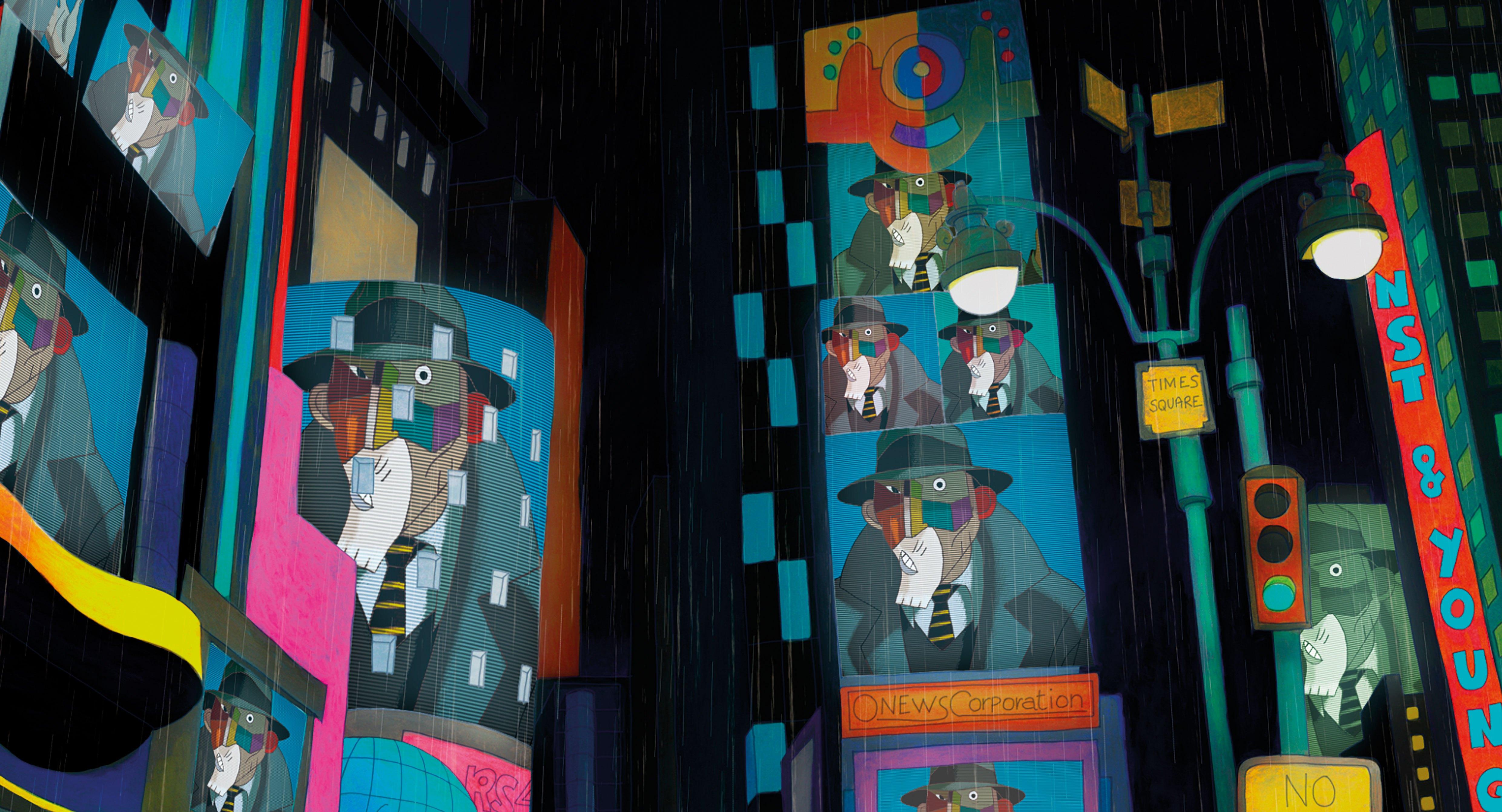 Мультфильм «Мальчик-фантом» в прокате с 23 июня