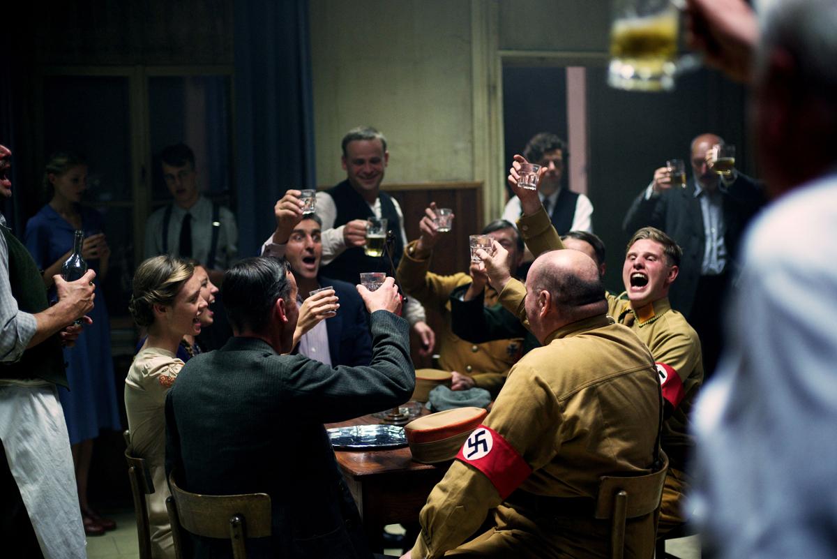 Фильм «Взорвать Гитлера» выходит в прокат 9 июня