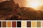 Цветовые палитры знаменитых фильмов