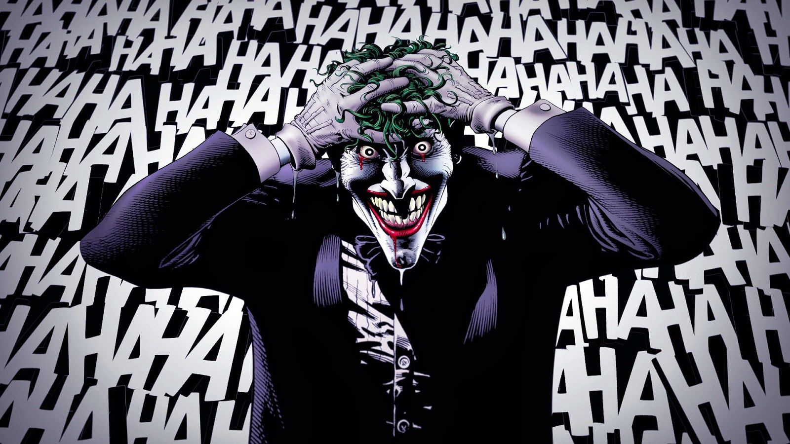 Джокер DC Comics