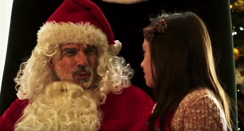 Трейлер Плохой Санта 2 (Bad Santa 2)