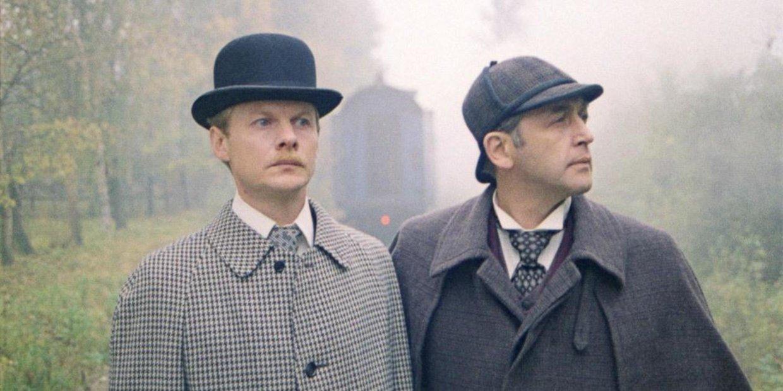 Шерлок Холмс и доктор Ватсон советский фильм