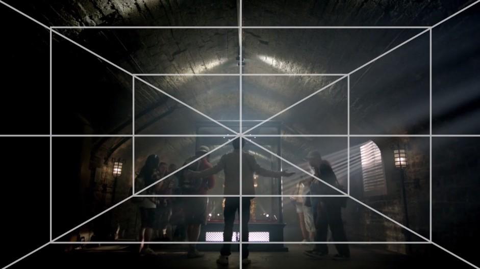 Шерлок искусство симметрии
