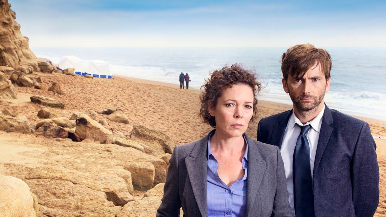 убийство на пляже кадр 5