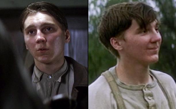 Актеры игравшие близнецов Пол Дано Нефть