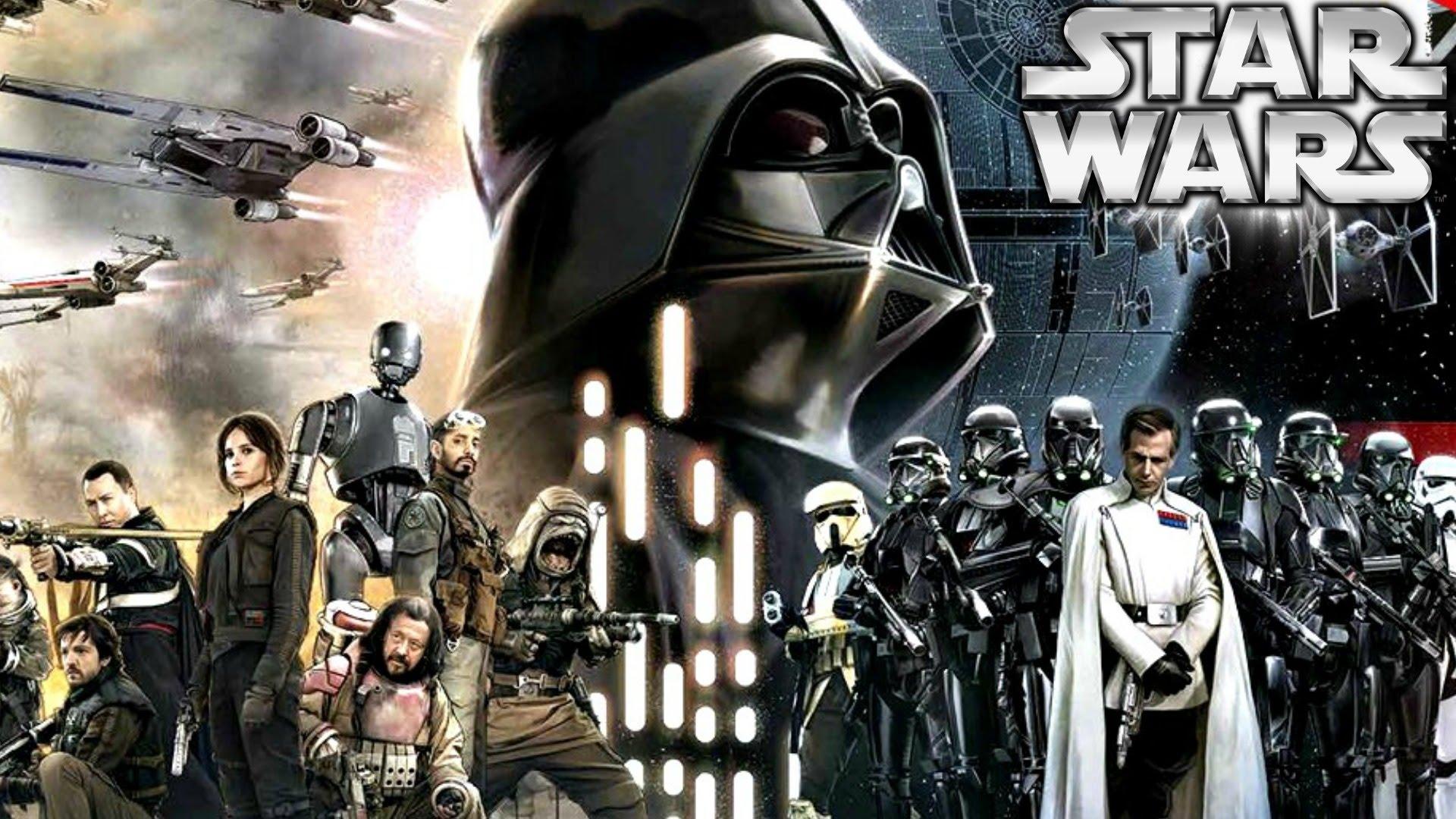 Изгой Один Звездные войны