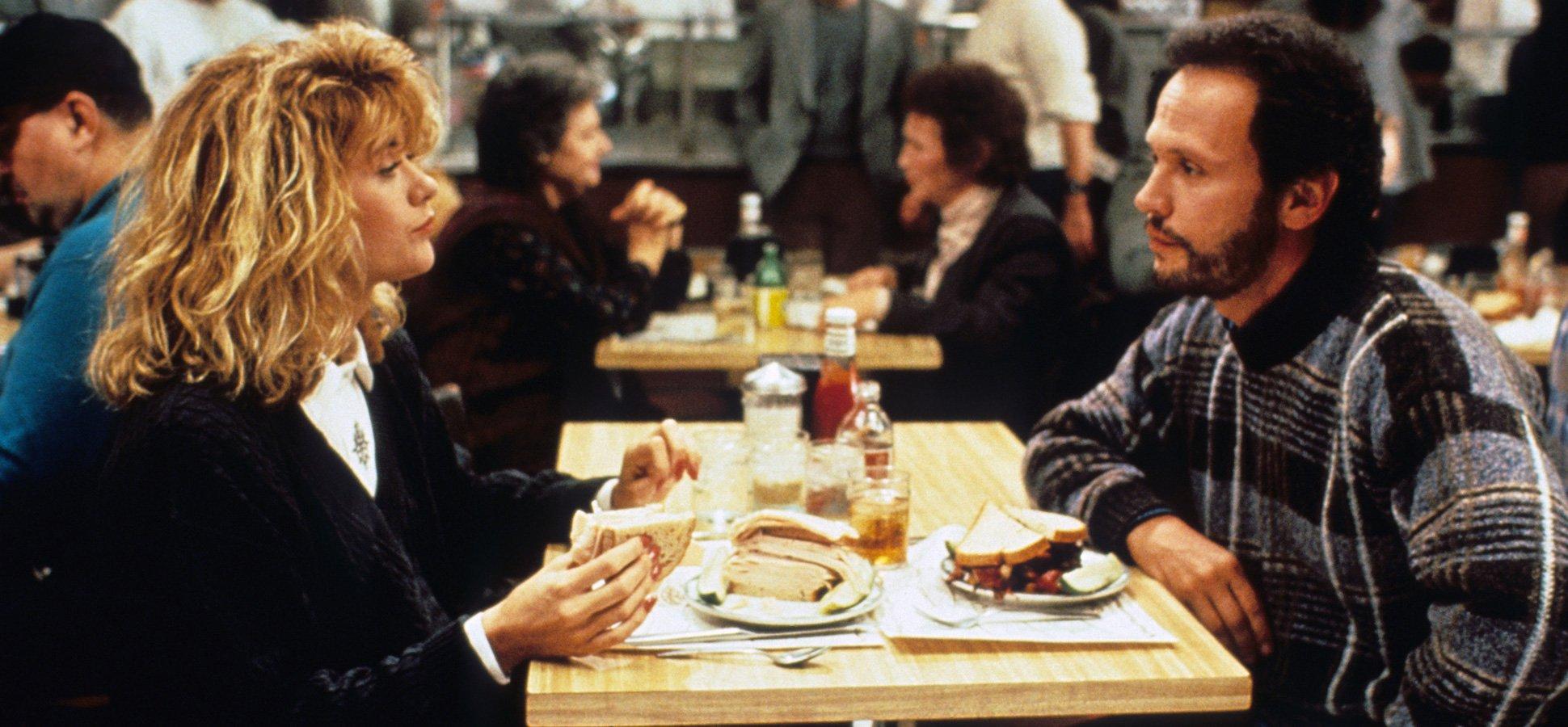 Когда Гарри встретил Салли (When Harry Met Sally...) 1989