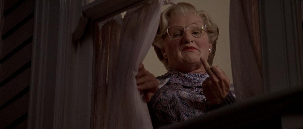 Миссис Даутфайр (Mrs. Doubtfire) 1993