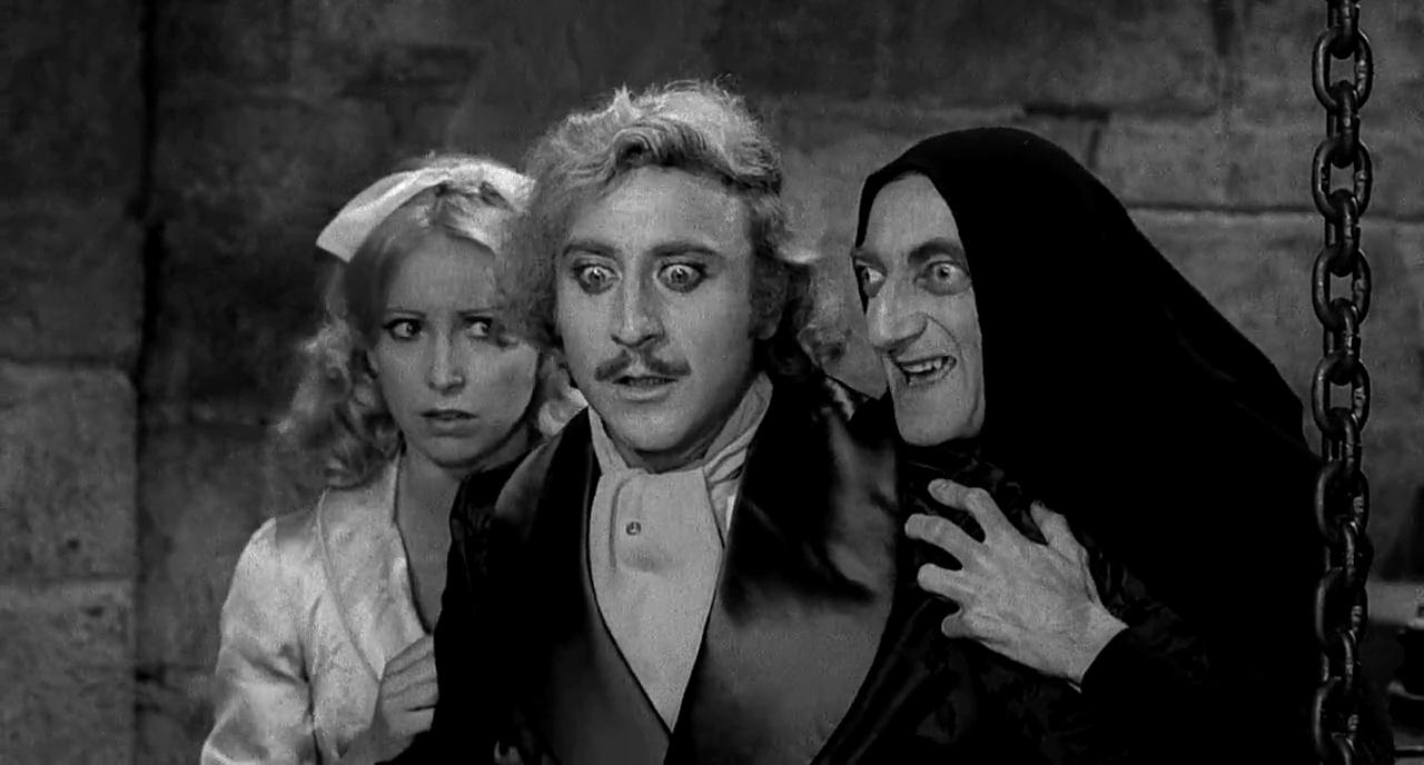 Молодой Франкенштейн (Young Frankenstein) 1974