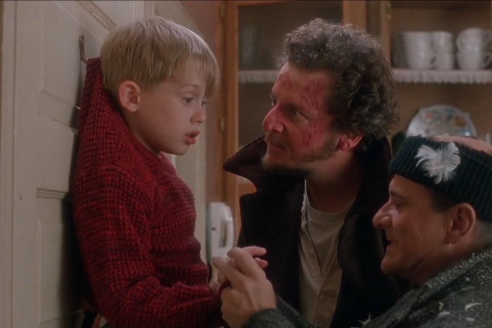 Один дома (Home Alone) 1990