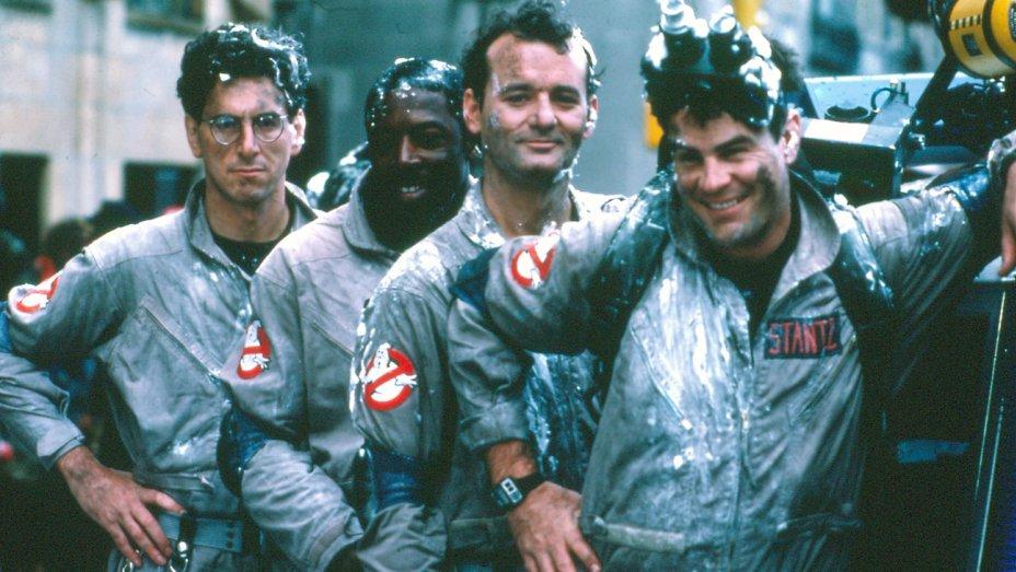 Охотники за привидениями (Ghost Busters) 1984