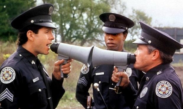 Полицейская академия (Police Academy) 1984