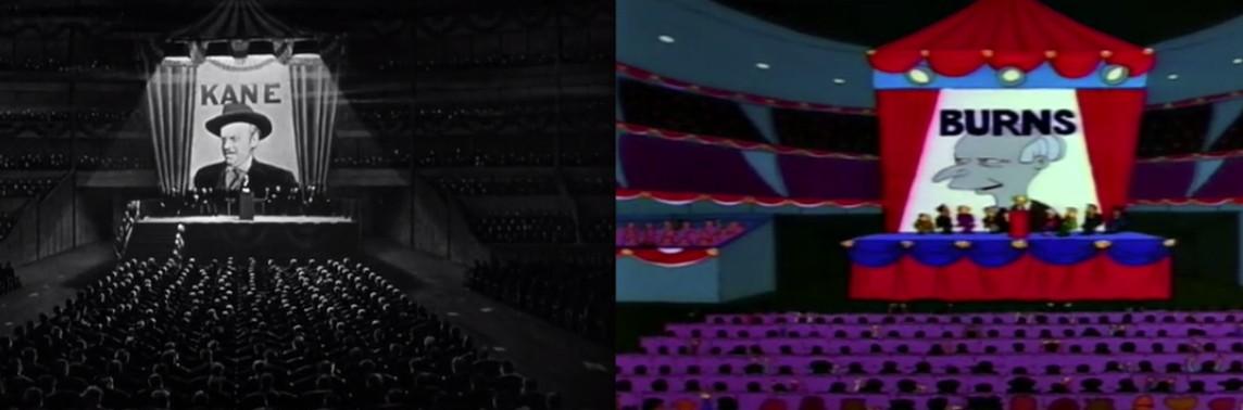 Симпсоны отсылки к известным фильмам