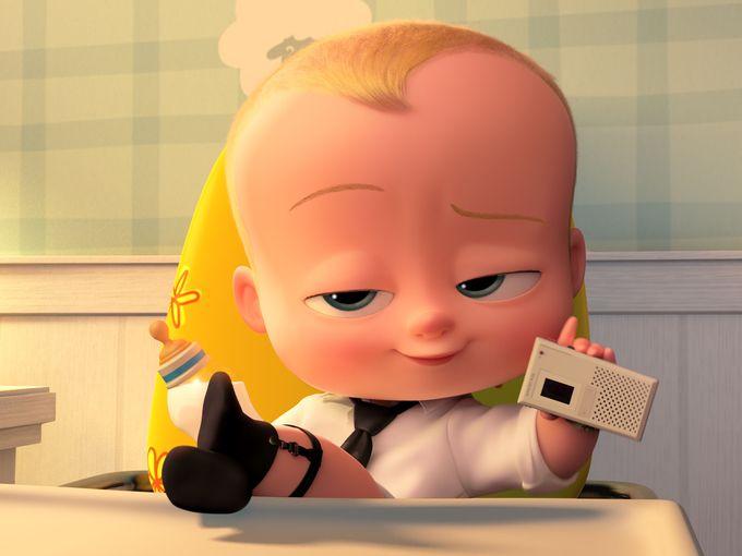 Трейлер: Босс-молокосос (The Boss Baby)
