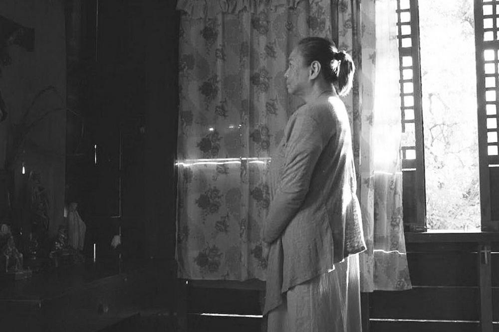 женщина которая ушла кадр 1