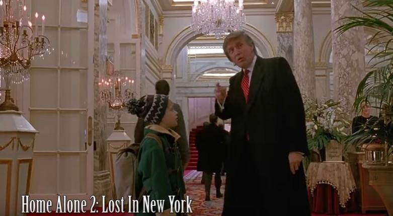 Все камео Дональда Трампа