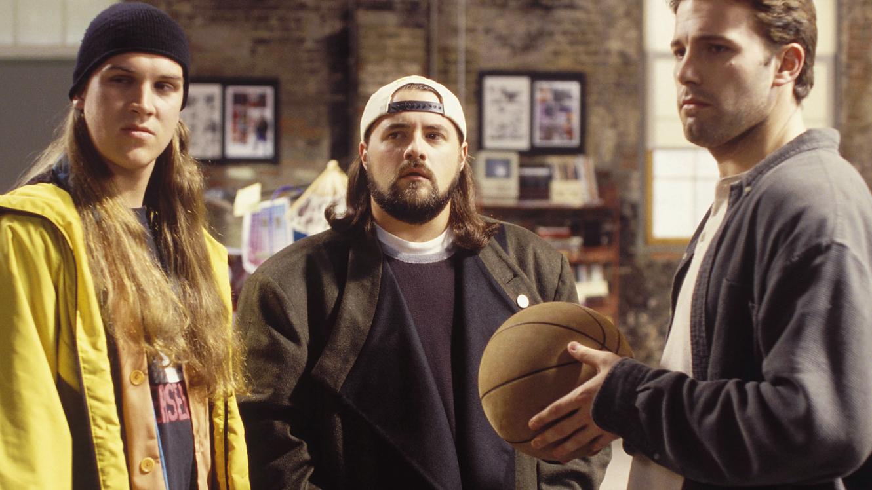 Джей и Молчаливый Боб наносят ответный удар (Jay and Silent Bob Strike Back) 2001