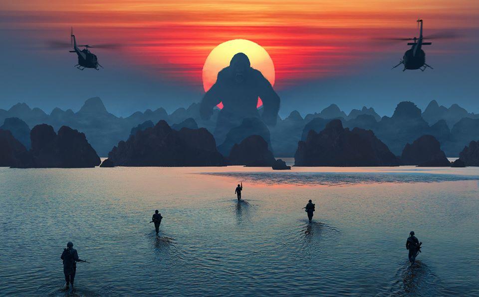 «Конг: Остров черепа»