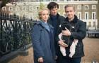 Шерлок: новые кадры 4 сезона