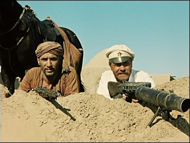 50 лучших боевиков в истории кино Белое солнце пустыни 1970