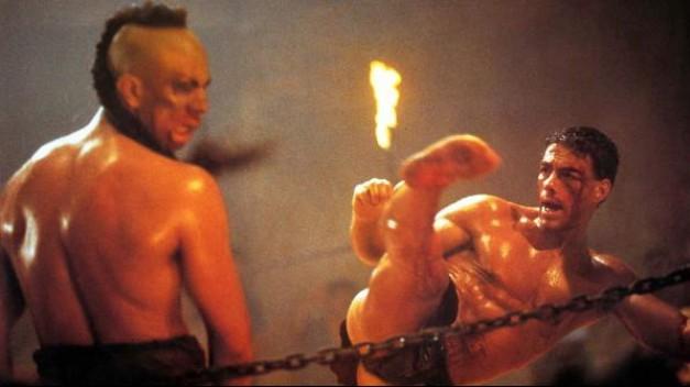 Кикбоксер (Kickboxer) 1989