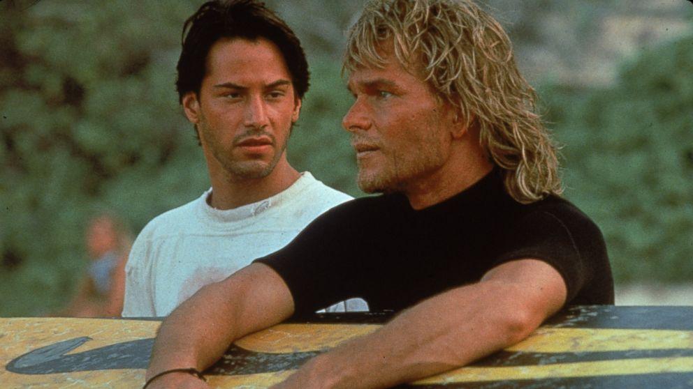 На гребне волны (Point Break) 1991